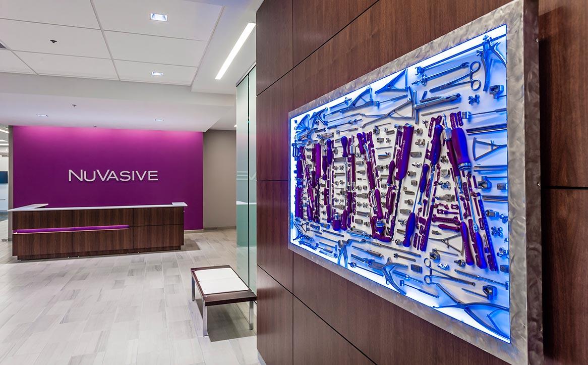 Nuvasive Case Study - Software Development | Infinity Mesh